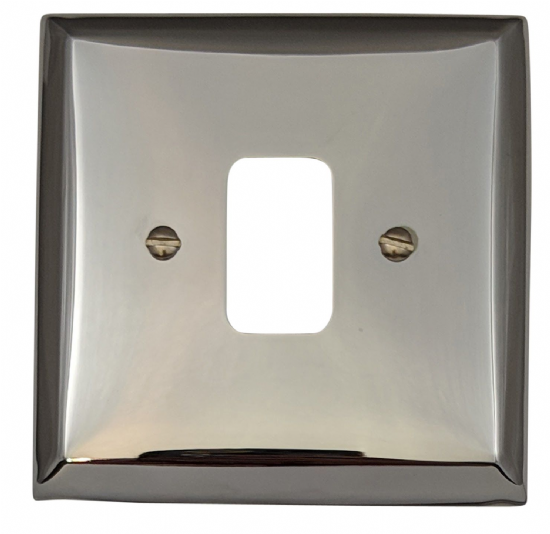 G&H Spectrum Plate Polished Chrome